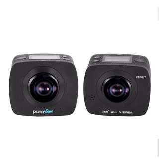360 Action Camera