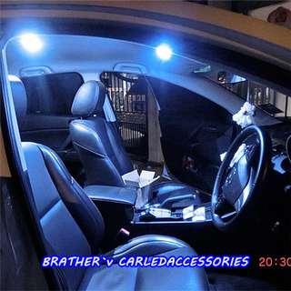 (4) LED Interior Room Light Bulb