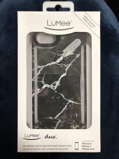 LuMee case Iphone 7, 8