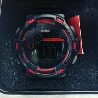 Ralliart watches