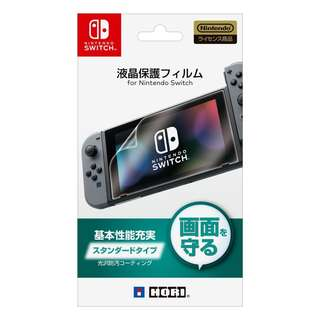 HORI Screen Protective Film Standard Type for Nintendo Switch