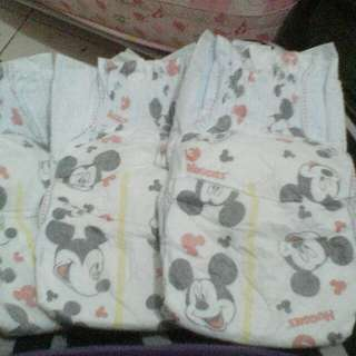 Mickey Mouse printed Diapers