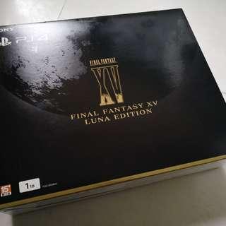 PlayStation 4 1TB FINAL FANTASY XV Limited Edition