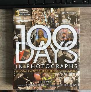 National Geographic 100 days in photographs