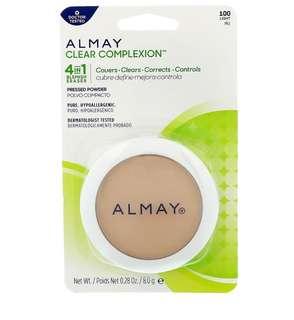 Almay, Clear Complexion Pressed Powder (8g)