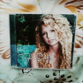 TAYLOR SWIFT - Self-titled Album (Imported from America)
