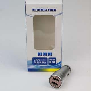 免郵︱ 汽車USB充電頭$38                        GOGO拍's汽車零件汽車配件汽車用品