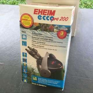 Eheim Ecco Pro 200 External Filter