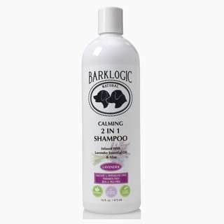 Lavender Calming 2 in 1 Shampoo by BarkLogic