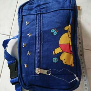 Pouch bag for kids