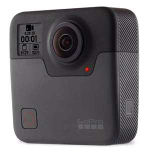Gopro Fusion 360 Action Camera [Pre-Order]