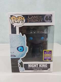 Funko Pop! Game of Thrones Night King Translucent