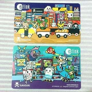 LAST Tokidoki Ezlink Card