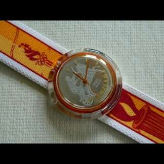 Swatch original pop special edition