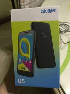 Brand New Alcatel U5 8GB