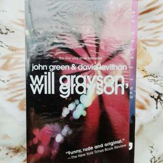 JOHN GREEN & DAVID LEVITHAN - Will Grayson, Will Grayson
