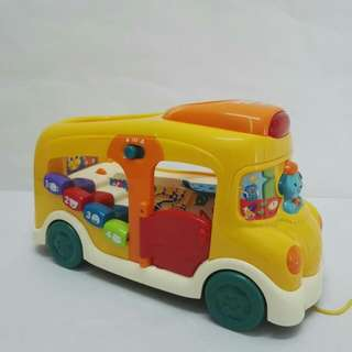 Vtech Count and learn school bus