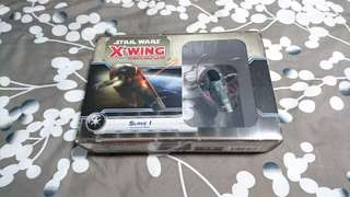 X-wing: Slave 1 Expansion