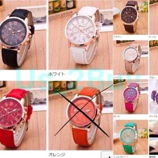 日本🇯🇵時尚腕錶