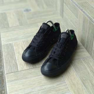 Converse CTAS Ox Mono Black original second bekas preloved