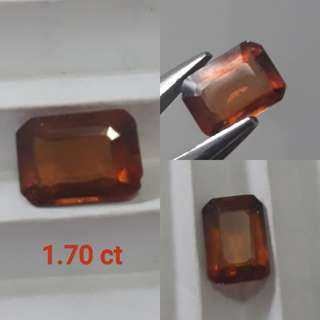 Very Nice Spessartite Garnet from Africa. Good price.