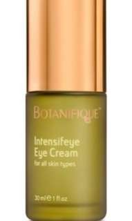 MEGA SALE! Brand New Famous Botanifique Organic Intensifeye Eye Cream!