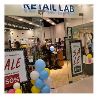 Shared space opening in Ayala 30th mall