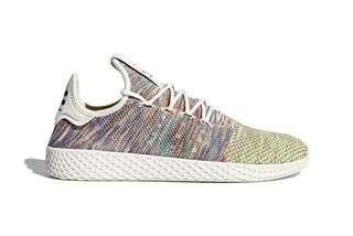 Adidas x Pharrell tennis Hu multicolor