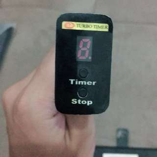 Turbo timer innova/fortuner