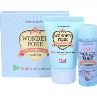 Etude wonder pore
