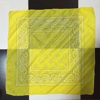 Printed bandana