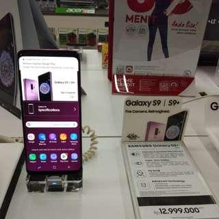 Samsung Galaxy S9+ Bisa kredit Proses 3 Menit