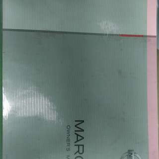 Nissan March 2003 to 2006 Operating Manual