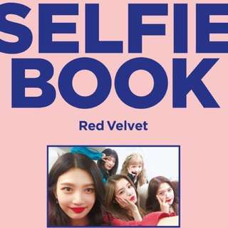 [GO] Red Velvet Selfie Book Official Photobook