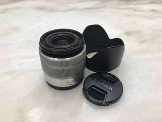 Panasonic Lumix 14-42mm v2 zoom lens