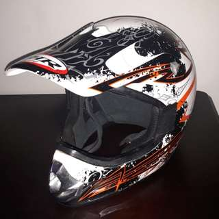Helmet Scramble