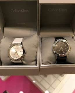 Calvin Klein Couple Watches