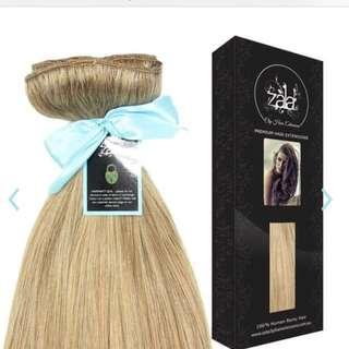 Zala 22 inch hair extensions 220 grams