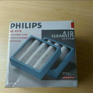 Philips air filter HR4978