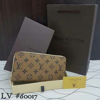 Louis Vuitton Wallet Reverse Monogram