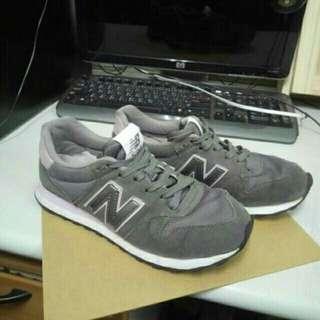 正版 New balance 500 紫灰經典配色