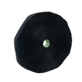 Black Velcro Tape 25mm/25m