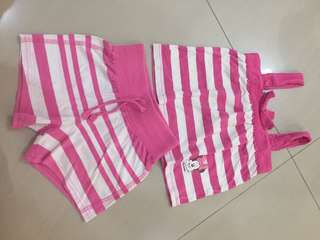 Preloved Girl cloth set