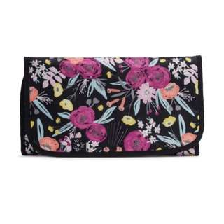 JuJUBe Black & Bloom Changing Pad