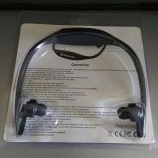 Brand new Bluetooth Headset headphone