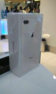 IPHONE 8 PLUS 64GB GARANSI RESMI IBOX