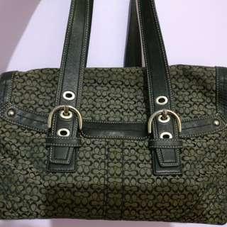 Coach shoulder bag SALE