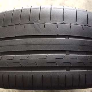 275/35/19 Continental SportContact 6 Tyres On Sale