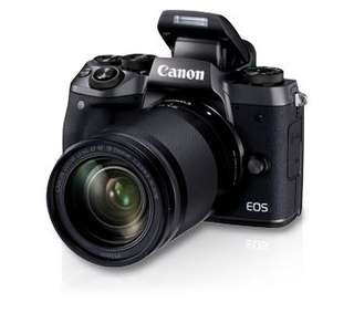 Canon EOS M5 Kit (EF-M18-150 IS STM)