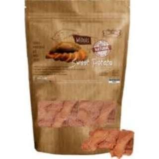 Absolute Bites Air Dried Sweet Potato 1 kg